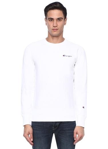 Champion Sweatshirt Beyaz
